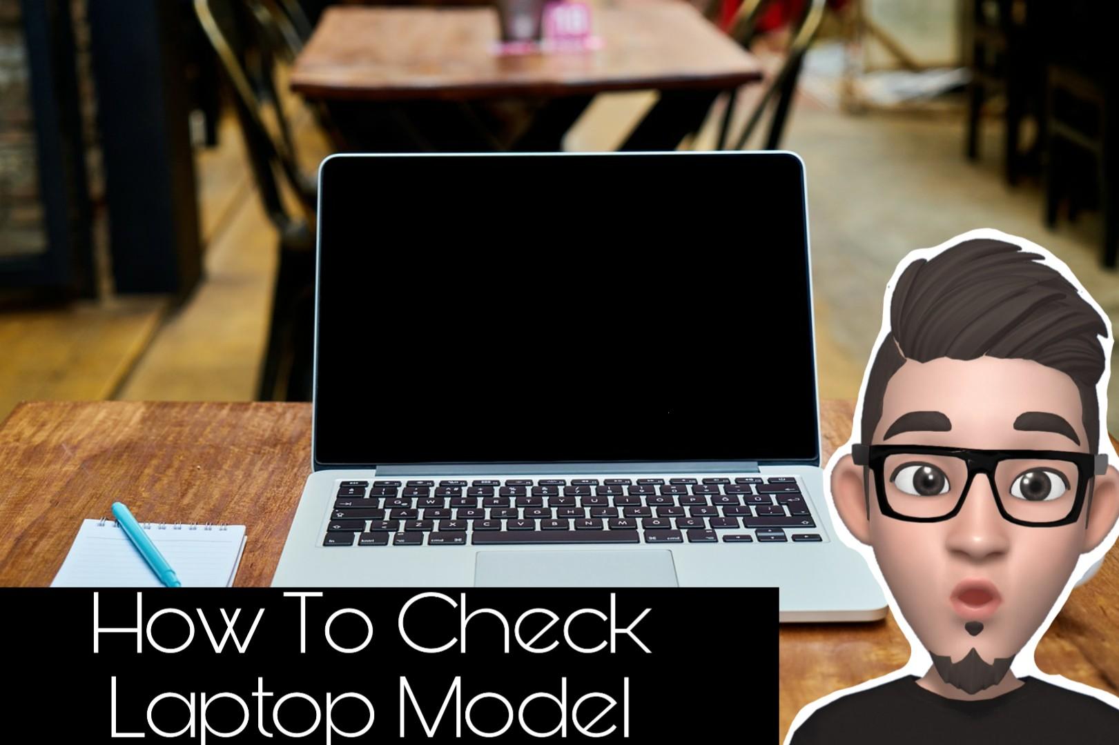 Check-laptop-model