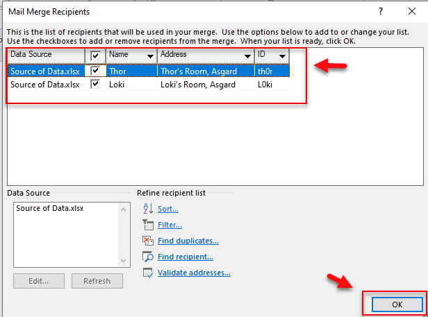 How To Merge Excel Data Into A Word Document