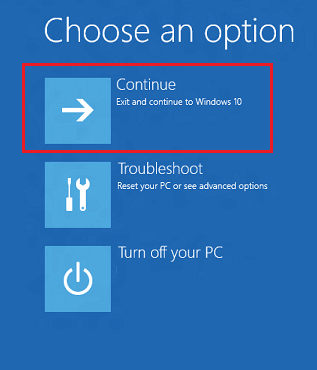 The Boot Configuration Data For Your PC Is Missing