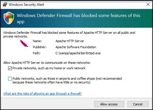 How To Install XAMPP On Windows Environment